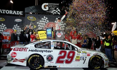 Can Happy Harvick Return to Victory Lane in Richmond?