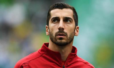 Mkhitaryan To Miss Europa League Final