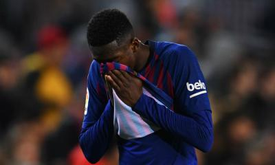 Dembele Ruled Out Against Liverpool