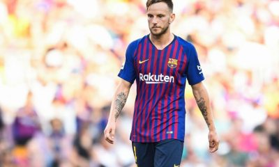 Ivan Rakitic Wanted By Manchester United