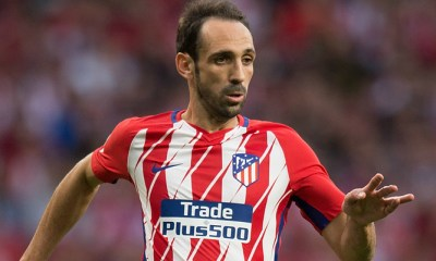 Juanfran Decides To Leave Atléti