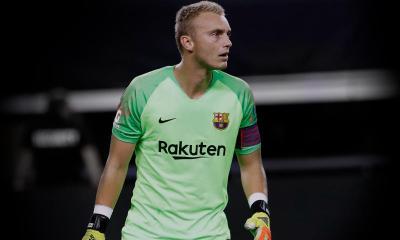Barcelona Options For Goalkeeper Jasper Cillessen