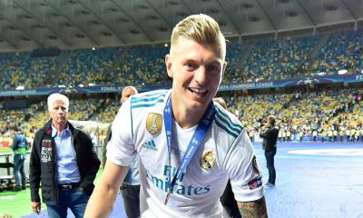 Kroos Extends Contract With Real Madrid