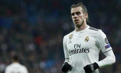 Zidane Has Informed Bale He's Out Next Season