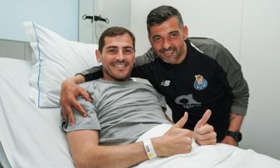 Iker Casillas Released From Hospital