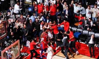 The Greatest Moment In Toronto Raptors Franchise History...
