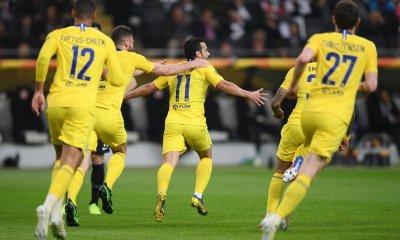 Chelsea Strike First In Frankfurt