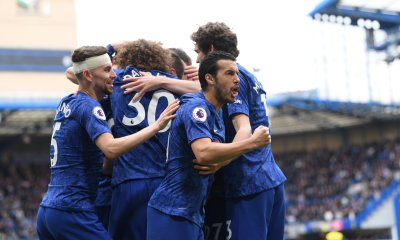 Chelsea Clinch Champions League Play
