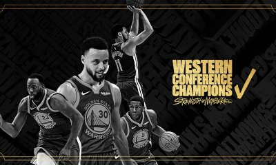 Photo credit to Golden State Warriors via Twitter