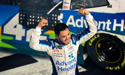 Kyle Larson Takes Home $1 Million Payday in First All-Star Race Win