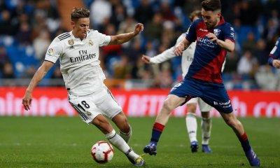 Atletico Madrid Sign Marcos Llorente