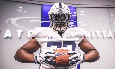 Olu Fashanu Commits To Penn State