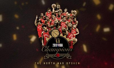 Raptors defeat Warriors for First Championship