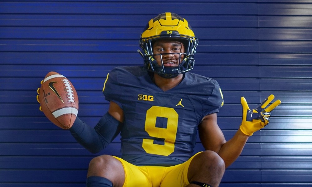 4-star DB Malcolm Greene Visits Michigan Michigan Recruiting Update: 4-star DB Malcolm Greene Visits And Other Top NewsOther Top News