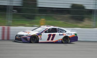 Denny Hamlin Hopes for 5th Pocono Win