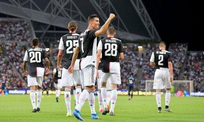 Serie A Contenders For Scudetto In 2019/20 Season