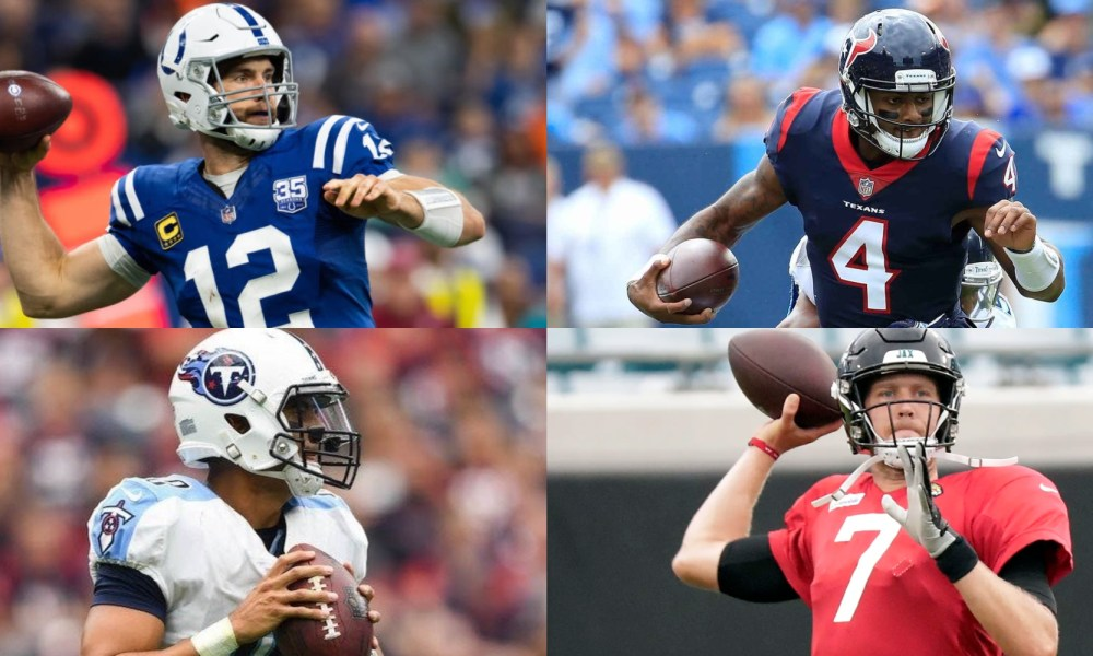 2019 AFC South Record Predictions