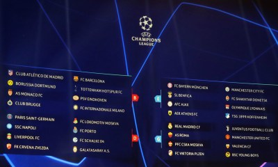 UCL Group Stage Draw: Everything You Need To Know