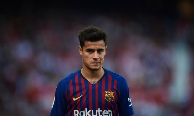 Philippe Coutinho Heading To Bundesliga