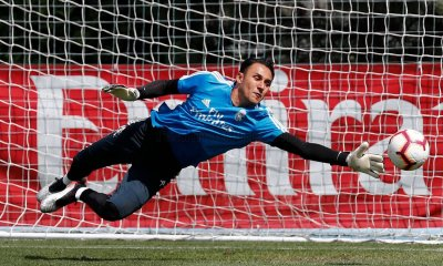 Keylor Navas Requests To Leave Madrid.