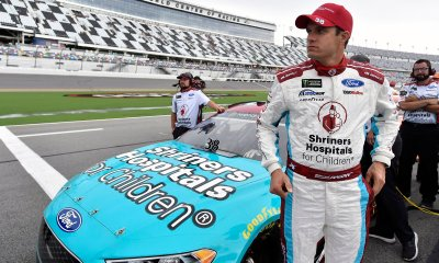 David Ragan Announces Retirement From Full-Time Racing