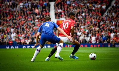 Marcus Rashford Double Helps United Thrash Chelsea