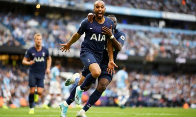 Lucas Moura Earns Spurs A Point At Manchester City