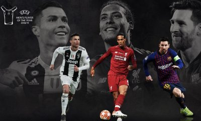 2018/19 UEFA Men's Player of the Year