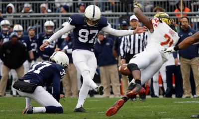 Friday Night College Football Penn State vs Maryland Preview