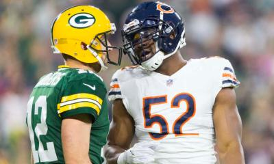 NFL: Green Bay Packers vs Chicago Bears Preview