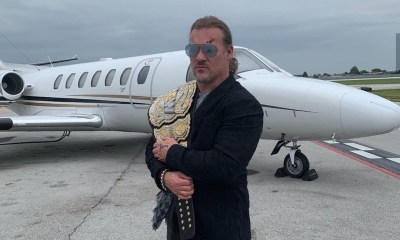 Chris Jericho Having a Crisis with the AEW Heavyweight Championship Title!