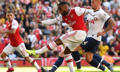 Arsenal Fight Back In North London Derby