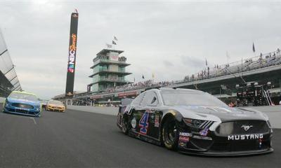 Kevin Harvick Looks To Carry Momentum For Las Vegas