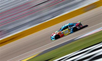 Kyle Busch Hopes to Open Playoffs with Hometown Win