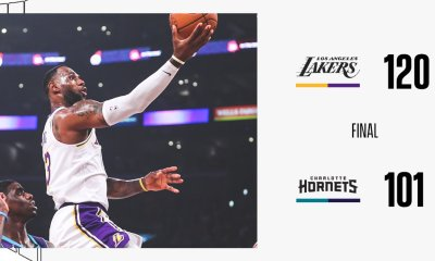 4 Takeaways From Los Angeles Lakers 120-101 Win Over Hornets