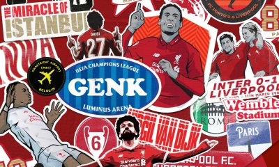 UCL: Genk vs Liverpool Preview