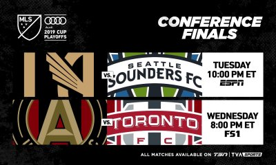 MLS Cup Playoffs: Quarterfinal Catchup