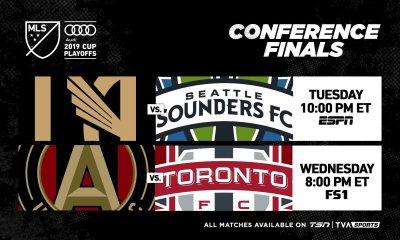 MLS Cup Playoffs: Quarterfinal Catchup