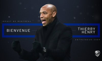 Thierry Henry Joins Montreal Impact As New Head Coach