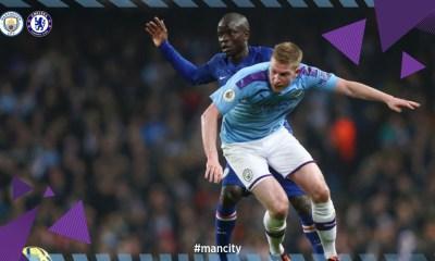 Manchester City Edge Chelsea