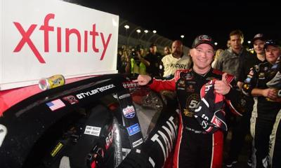 Tyler Reddick Repeats as Xfinity Series Champion