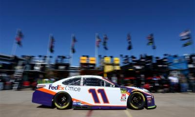 Denny Hamlin Is Ready to Fight for a Championship Run