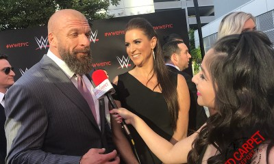 Triple H and Stephanie McMcmahon