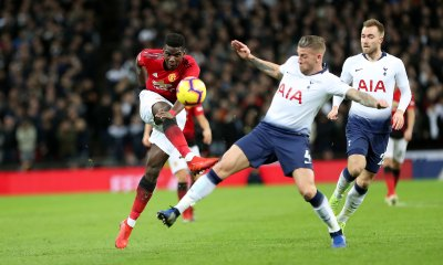 Premier League: Manchester United vs Tottenham Preview