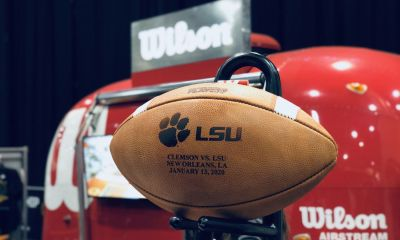 National Championship: #1 LSU vs #3 Clemson Preview
