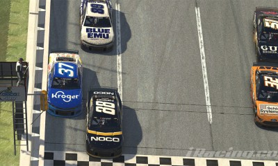 Alex Bowman Bewildered in Virtual Talladega Win