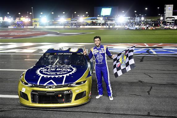 Chase Elliott Earns Redemptive Victory at Charlotte