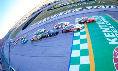 Will Kentucky Speedway See a New Winner?