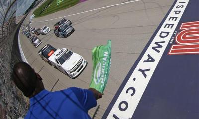 Playoff Race Heats Up as the Truck Series Heads to Michigan