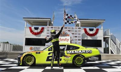 Austin Cindric Wins At Road America